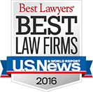 Best Law Firms 2016 Logo